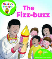 Cover for Oxford Reading Tree: Level 2: Floppy's Phonics: The Fizz Buzz by Rod Hunt