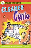 Cover for Oxford Reading Tree: All Stars: Pack 2A: Cleaner Genie by Alan McDonald