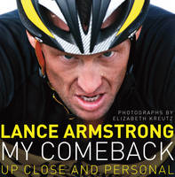 Cover for My Comeback  by Lance Armstrong