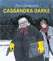 Cover for Cassandra Darke by Posy Simmonds