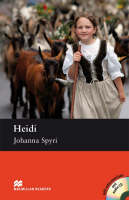 Cover for Macmillan Readers Heidi Pre Intermediate Without CD Reader by Johanna Spyri