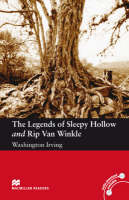 Cover for Macmillan Readers Legends of Sleepy Hollow and Rip Van Winkle The Elementary Without CD by Washington Irving