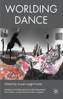 Cover for Worlding Dance by S. Foster