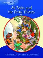 Cover for Explorers Readers 6 Ali Baba & the Forty Thieves by Gill Munton