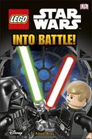 Cover for LEGO (R) Star Wars Into Battle by Adam Bray