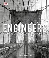 Cover for Engineers From the Great Pyramids to Spacecraft by Adam Hart-Davis