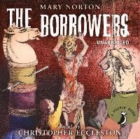 Cover for The Borrowers by Mary Norton