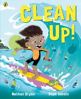 Cover for Clean Up! by Nathan Bryon
