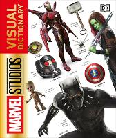Cover for Marvel Studios Visual Dictionary by Adam Bray