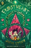 Cover for Frostheart 2 Escape from Aurora by Jamie Littler