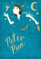 Cover for Peter Pan V&A Collectors Edition by J M Barrie