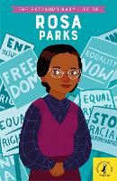 Cover for The Extraordinary Life of Rosa Parks by Dr Sheila Kanani