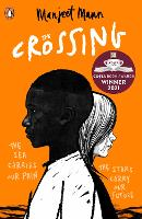 Cover for The Crossing by Manjeet Mann