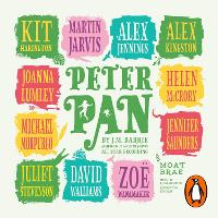Cover for Peter Pan Brought to life by magical storytellers by J M Barrie