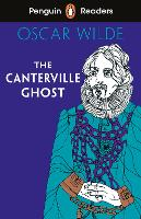Cover for Penguin Readers Level 1: The Canterville Ghost (ELT Graded Reader) by Oscar Wilde