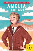 Cover for The Extraordinary Life of Amelia Earhart by Dr Sheila Kanani