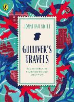 Cover for Gulliver's Travels by Jonathan Swift