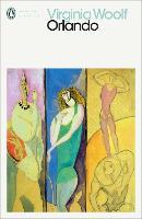 Cover for Orlando by Virginia Woolf, Sandra Gilbert