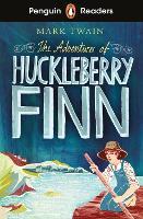 Cover for Penguin Readers Level 2: The Adventures of Huckleberry Finn (ELT Graded Reader) by Mark Twain