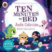 Cover for Ten Minutes to Bed Audio Collection by Rhiannon Fielding