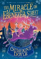 Cover for The Miracle on Ebenezer Street by Catherine Doyle