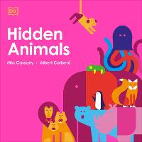 Cover for Hidden Animals by Mia Cassany
