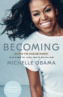 Cover for Becoming: Adapted for Younger Readers by Michelle Obama