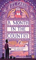 Cover for A Month in the Country by J. L. Carr