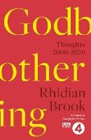Cover for Godbothering by Rhidian Brook