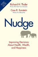 Cover for Nudge  by Richard H. Thaler, Cass R. Sunstein