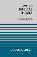 Cover for Hosea-Jonah by Douglas Stuart