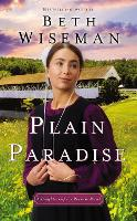 Cover for Plain Paradise by Beth Wiseman