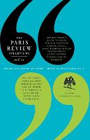 Cover for The Paris Review Interviews by Philip Gourevitch