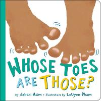 Cover for Whose Toes are Those? (New Edition) by Jabari Asim