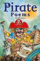 Cover for Pirate Poems by David Harmer