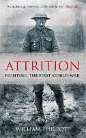 Cover for Attrition  by William Philpott