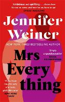 Cover for Mrs Everything  by Jennifer Weiner