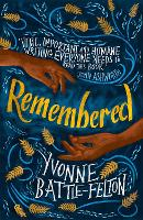 Cover for Remembered  by Yvonne Battle-Felton