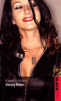 Cover for Sleazy Rider by Karen S. Smith