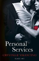 Cover for Personal Services: Black Lace Classics by Crystalle Valentino