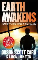 Cover for Earth Awakens  by Orson Scott Card, Aaron Johnston