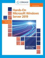 Cover for Hands-On Microsoft (R) Windows Server 2019 by Jason (triOS College) Eckert