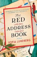 Cover for The Red Address Book by Sofia Lundberg