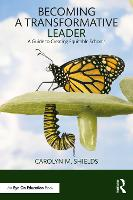 Cover for Becoming a Transformative Leader  by Carolyn M. Shields