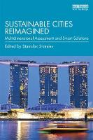 Cover for Sustainable Cities Reimagined  by Stanislav E. Shmelev