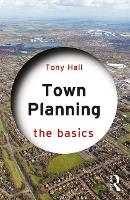 Cover for Town Planning  by Tony Hall