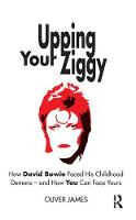 Cover for Upping Your Ziggy  by Oliver James