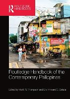 Cover for Routledge Handbook of the Contemporary Philippines by Mark Thompson
