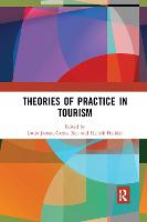 Cover for Theories of Practice in Tourism by Laura James