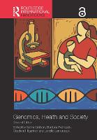 Cover for Routledge Handbook of Genomics, Health and Society by Sahra Gibbon